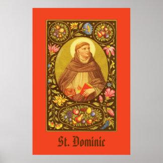 St. Dominic de Guzman (PM 02) Poster #1