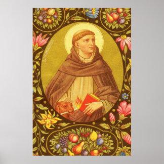 St. Dominic de Guzman (PM 02) Poster #2