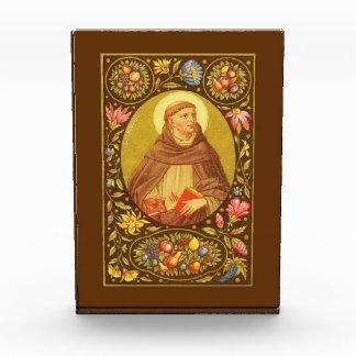 St. Dominic de Guzman (PM 02) Vertical Plaque #1