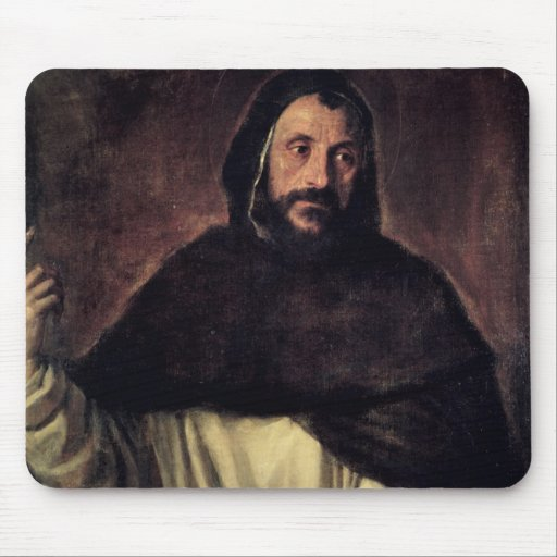 St. Dominic Mouse Pad