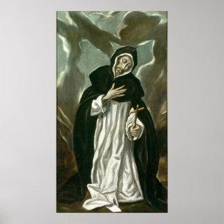 St.Dominic of Guzman Posters