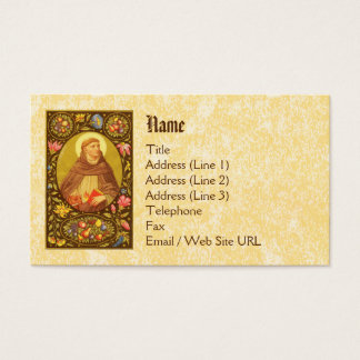 St. Dominic (PM 02) Standard Business Card