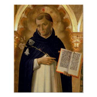 St Dominic Poster