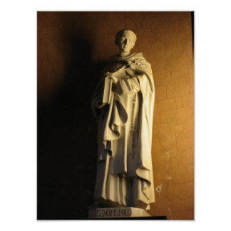 St. Dominic Print