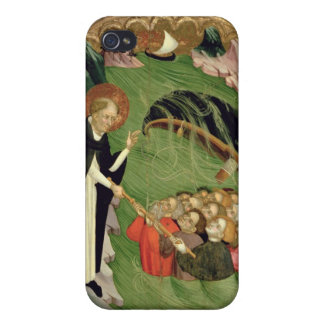 St. Dominic Rescuing Shipwrecked iPhone 4 Case