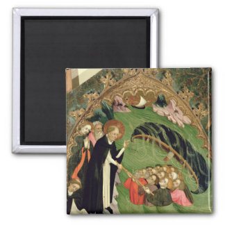 St. Dominic Rescuing Shipwrecked Magnet