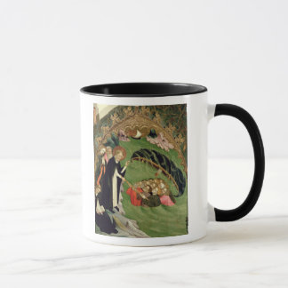 St. Dominic Rescuing Shipwrecked Mug