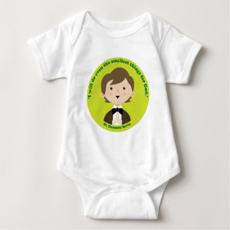 St. Dominic Savio Baby Bodysuit