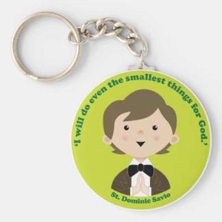 St. Dominic Savio Keychain