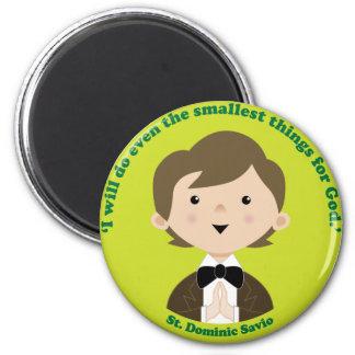 St. Dominic Savio Fridge Magnet