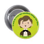 St. Dominic Savio Pinback Buttons