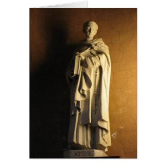 St Dominic Tarjeta De Felicitación