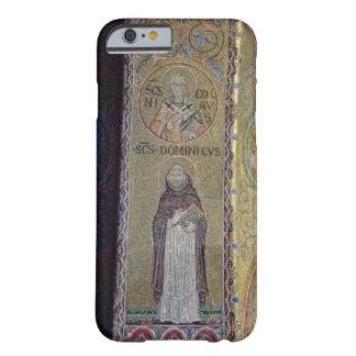 St Dominic y San Nicolás, mosaico en el atrio Funda De iPhone 6 Barely There