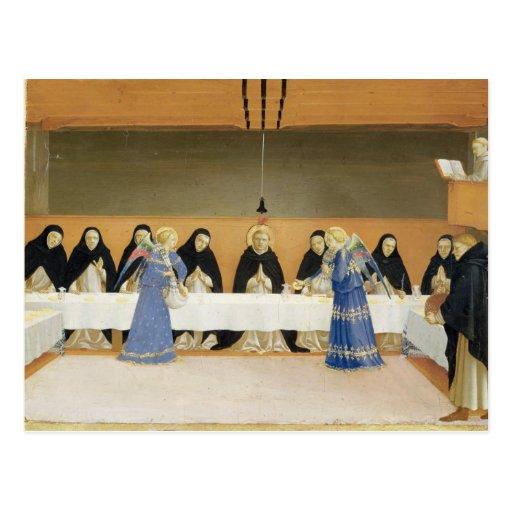 St Dominic y sus compañeros FED por ángeles Postal