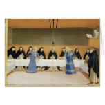 St Dominic y sus compañeros FED por ángeles Felicitacion
