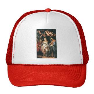 St. Domitilla de Peter Rubens- con St. Nereus Gorra