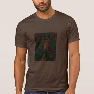 St. Dymphna Patron of Anxiety Men's T-Shirt