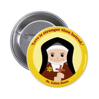 St. Edith Stein Button