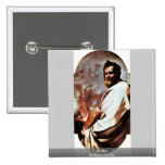 St. Elias By Ribera José De Pinback Buttons