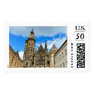St. Elisabeth Cathedral in Kosice, Slovakia Postage