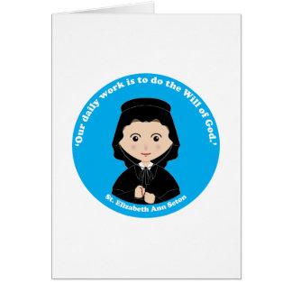 St. Elizabeth Ana Seton Tarjetas