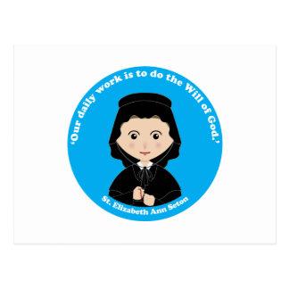 St. Elizabeth Ann Seton Postcard