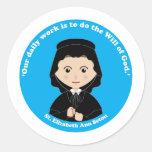 St. Elizabeth Ann Seton Stickers