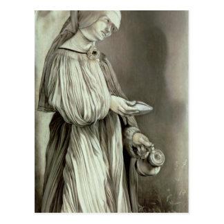 St Elizabeth de Hungría 1509 Tarjeta Postal