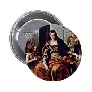 St. Elizabeth de Hungría de Ricci Sebastiano Pins