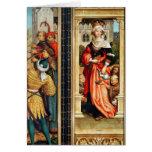St. Elizabeth de Hungría Tarjeta De Felicitación