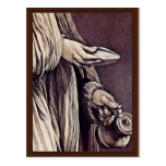 St. Elizabeth del detalle del Thuringia por la est Tarjeta Postal