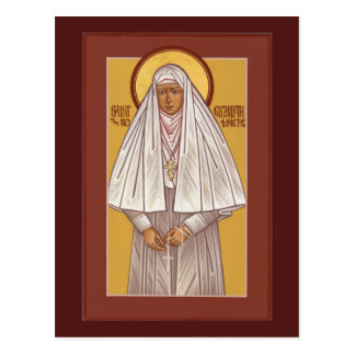 St Elizabeth la nueva tarjeta del rezo del mártir Tarjetas Postales