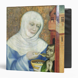St. Elizabeth of Hungary 3 Ring Binder