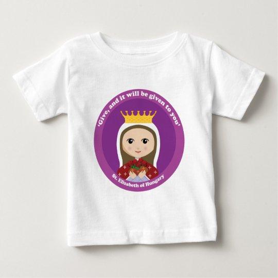 St. Elizabeth of Hungary Baby T-Shirt