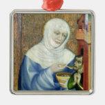 St. Elizabeth of Hungary Christmas Tree Ornament