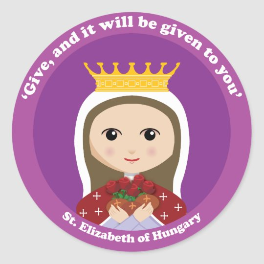 Image result for st elizabeth of hungary clipart