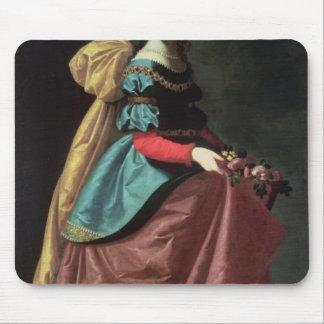 St. Elizabeth of Portugal  1640 Mouse Pad