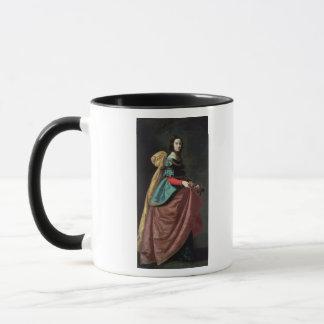 St. Elizabeth of Portugal  1640 Mug