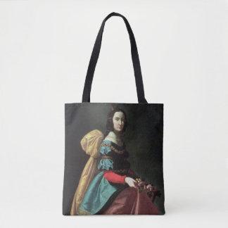 St. Elizabeth of Portugal  1640 Tote Bag