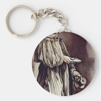 St. Elizabeth Of Thuringia By Grünewald Mathis Got Keychain