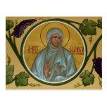 St. Elizabeth Prayer Card Postcard