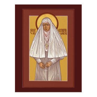 St. Elizabeth the New Martyr Prayer Card