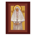 St. Elizabeth the New Martyr Prayer Card Post Cards