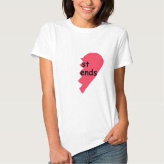 ST ENDS Best Friends half T Shirt