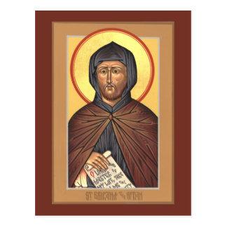 St. Ephraim the Syrian Prayer Card Postcard