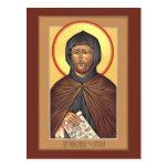 St. Ephraim's Prayer Prayer Card Postcard