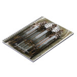 St Eustache organ notebook