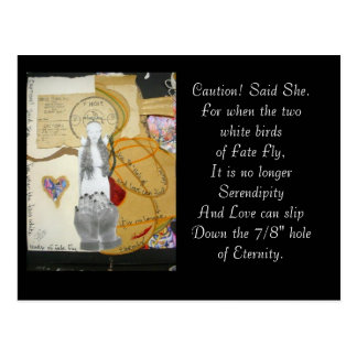 St. Fate Postcard