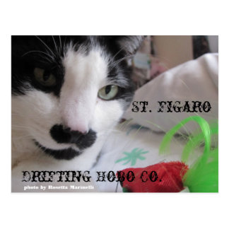 St. Figaro postcard