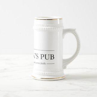 St. Finnian's Pub Stein